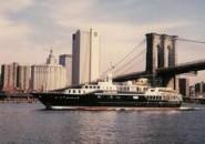 На торги выставляется роскошная яхта легендарного миллионера