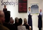 Картины Ван Гога и Малевича продадут на очередном аукционе «Sotheby`s»