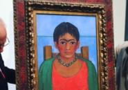 Сотбис представил неизвестный портрет Фриды Кало